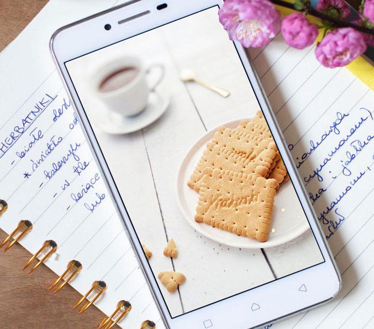 kurs fotografii kulinarnej smartfonem